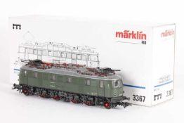 """Märklin 3367, Elektrolok """"118 034-8"""" der BundesbahnMärklin 3367, Elektrolok """"118 034-8"""" der"""