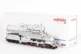 Märklin 3514, württ. Dampflok Klasse C aus Techno-SetMärklin 3514, württ. Dampflok Klasse C aus
