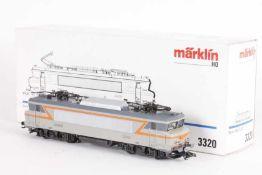 """Märklin 3320, Elektrolok """"22265"""" der SNCFMärklin 3320, Elektrolok """"22265"""" der SNCF, analog,"""