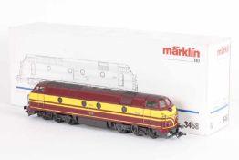 """Märklin 3468, Diesellok """"1804"""" der CFLMärklin 3468, Diesellok """"1804"""" der CFL, DELTA-System,"""
