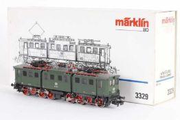 """Märklin 3329, Gelenk-Eketrolok """"191 099-1"""" der DBMärklin 3329, Gelenk-Elektrolok """"191 099-1"""" der DB,"""