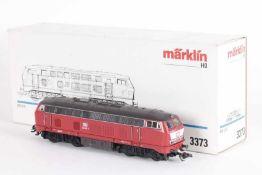 """Märklin 3373, Diesellok """"216 068-7"""" der DBMärklin 3373, Diesellok """"216 068-7"""" der DB, analog, sehr"""