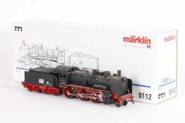 """Märklin 0112, Dampflok """"38 1182"""" der DRGMärklin 0112, Dampflok """"38 1182"""" der DRG, analog, Schild """""""