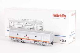 """Märklin 4063, Diesellok-B-Unit """"SANTA FE""""Märklin 4063, Diesellok-B-Unit """"SANTA FE"""", ohne"""