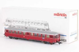 """Märklin 3428, Akku-Triebwagen """"515 660-9"""" der DBMärklin 3428, Akku-Triebwagen """"515 660-9"""" der DB,"""