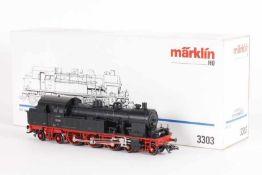 """Märklin 3303, Tenderlok """"78 031"""" der DRGMärklin 3303, Tenderlok """"78 031"""" der DRG, analog, sehr gut"""