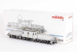 """Märklin 3556, 'Krokodil', Elektrolok """"14305"""" der SBB aus Techno-SetMärklin 3556, 'Krokodil',"""