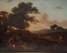 COURT, Martinus De La, *1640 Brüssel +1710, arb 1693-94 Delft, intern Mus, (ThB XIV/374), Öl/