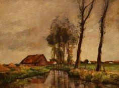 FALKENBERG, Richard, Landschaftsmaler, *20.9.1875 Wuppertal-Elberfeld, +1948 Zeulenroda, stud Ak