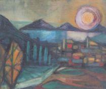 BEIN-HAGER, Maria, Malerin, Xylographin, *1919 Augsburg, +1991 Ansbach, arb ebd u Kaltenbach, nat