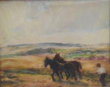 DELAFORGUE, Franz, Bildnis-, Tier- und Landschaftmaler, Impressionist, *14.3.1887 Bad Neuenahr, +