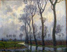 BELLEGHEM, Jos van, *1894, +1970, Belgische Schule, (AKL-Index X/146; Dictionaire des paintres