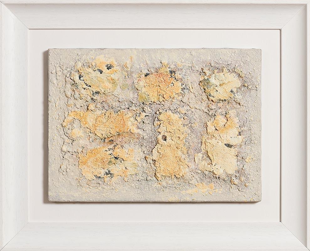 Lot 8 - John Kingerlee (b.1936) Grid (2015)