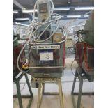 Lot 1003 - HARE 5BS hydraulic press SN - 7192