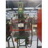 Lot 1005 - HARE 5BS hydraulic press SN - 7148