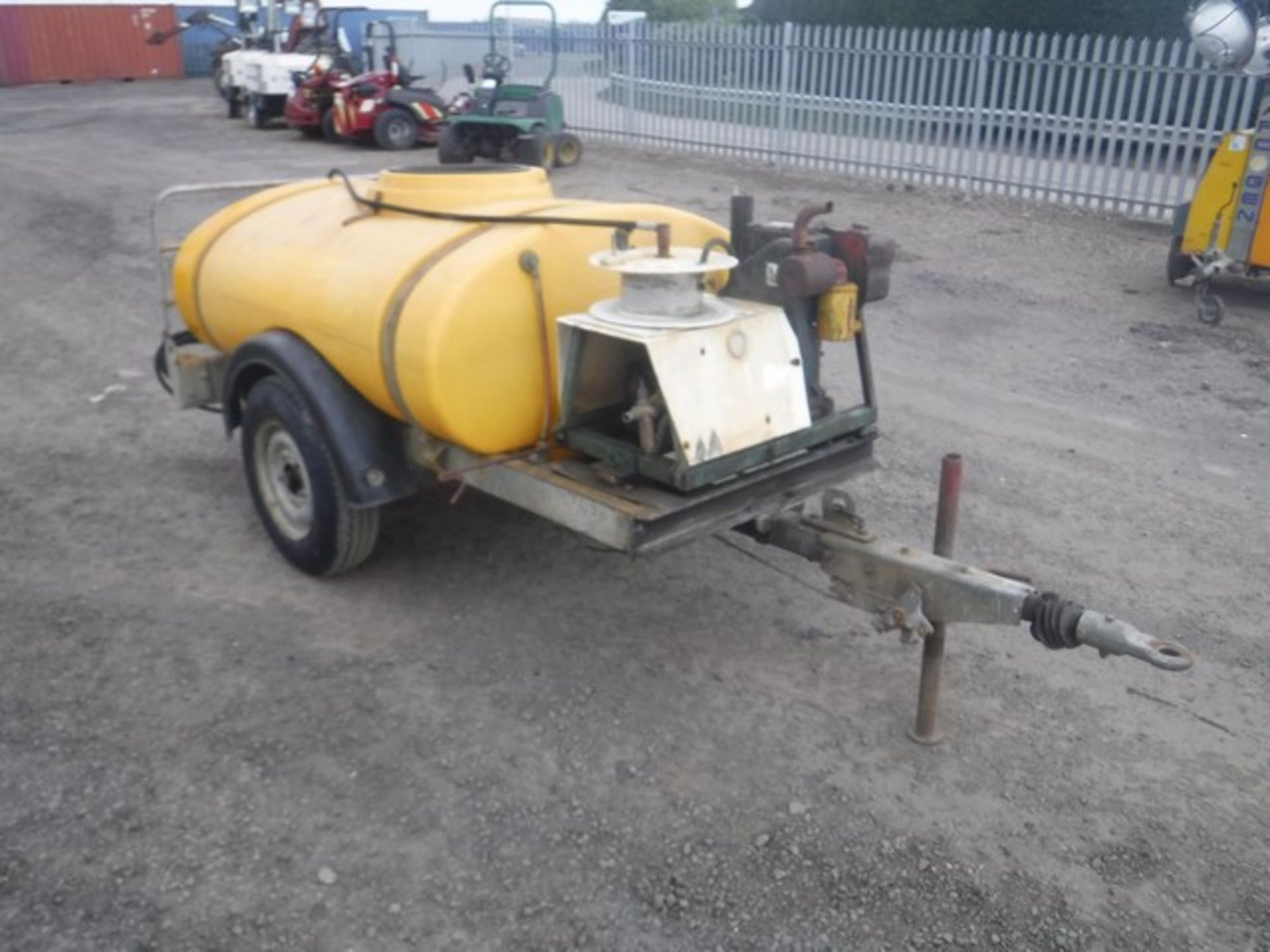 Auktionslos 500 - 1996 WESTERN towable pressure washer S/N 66/79/2