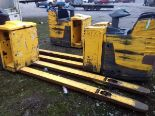 Auktionslos 852 - 2010/11 JUNGHEINRICH ER225 electtric pallet trucks x 3. New batteries required. . **To be