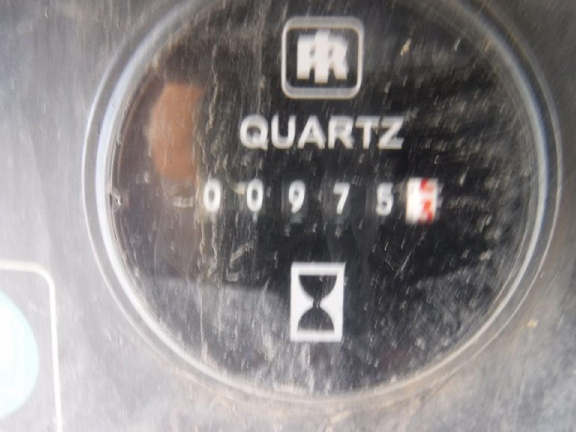 Auktionslos 507 - INGERSOL RAND 2 tool compressor