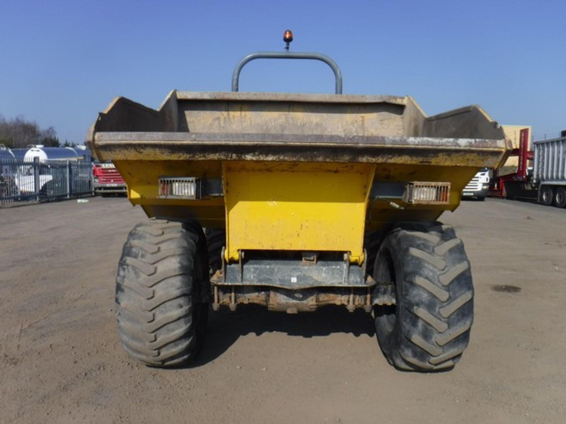 Auktionslos 831 - 2012 WACKER NEUSON 9001 9 ton dumper, 1883hrs (not verified) S/N PAL00168