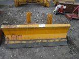 Auktionslos 156 - 2005 AGRIQUIP snow plough for JCB 2CX