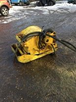 Auktionslos 273 - JCB patch planer 200 series S/N 10945. . **To be sold from Errol auction site. Viewing and