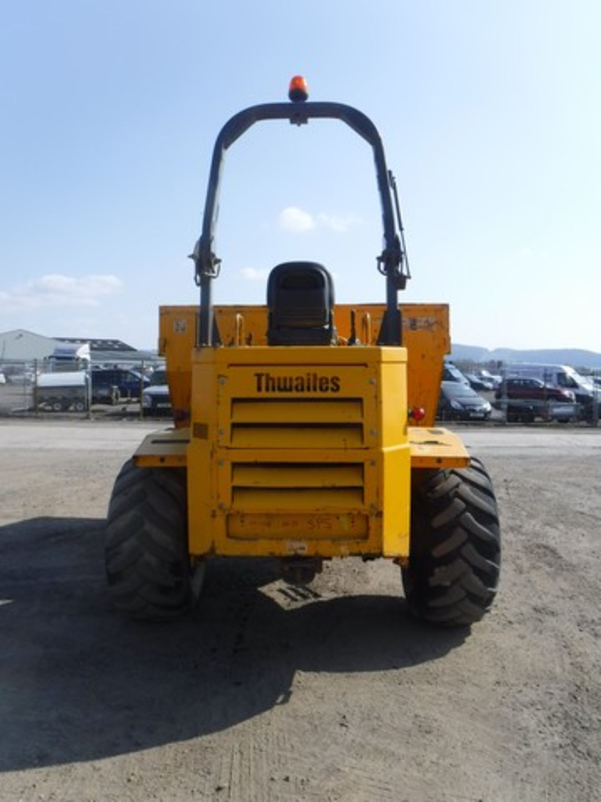 Auktionslos 832 - 2007 THWAITES 9 ton dumper. 3116 hrs (not verified) S/N484208