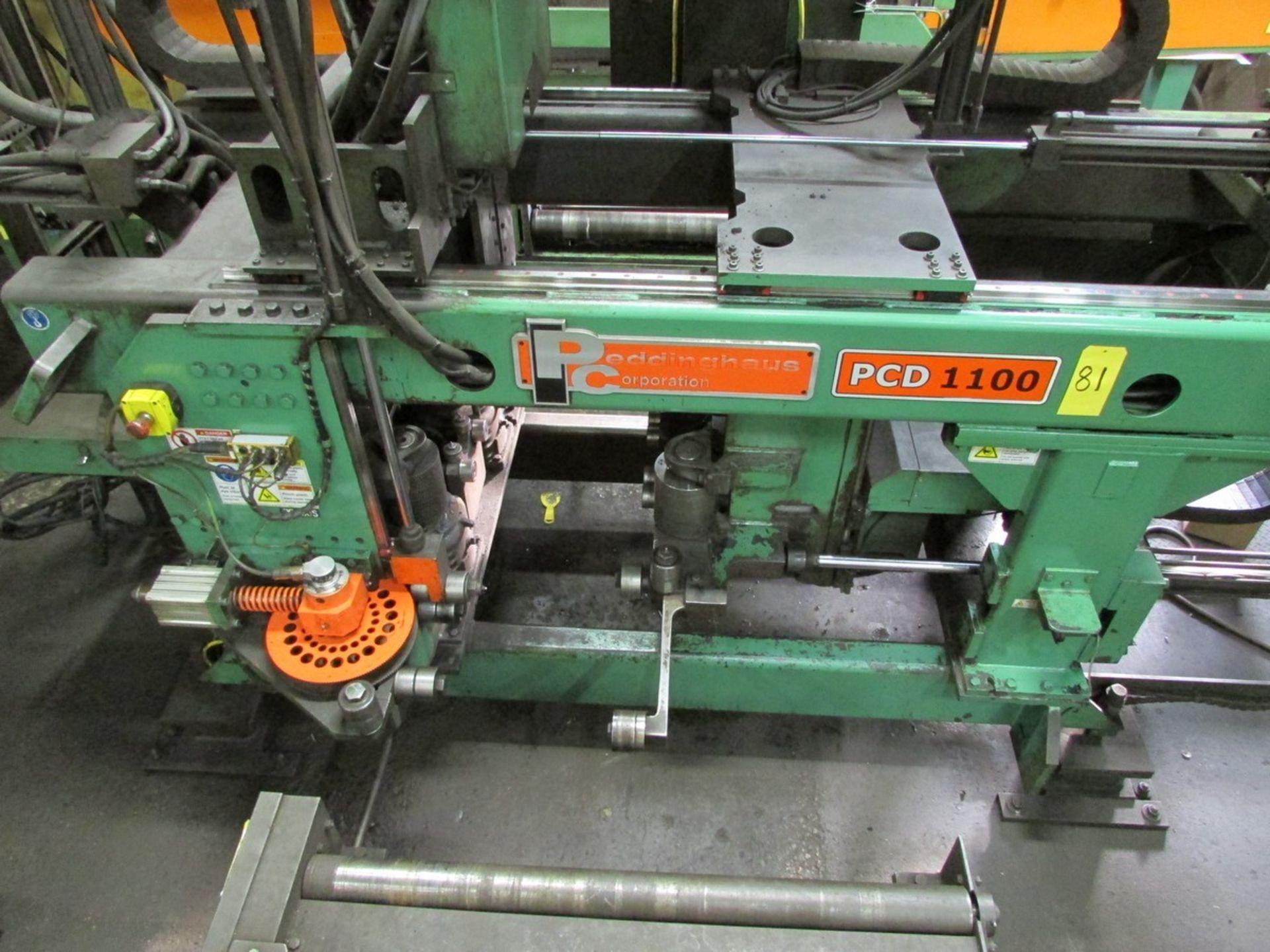 Lot 81 - 2008 Peddinghaus PCD 1100 Beam Drill s/n 7246, 460V/3/60 c/w 575V Step Down Transformer (SUBJECT