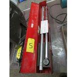 Proto 1'' torque wrench