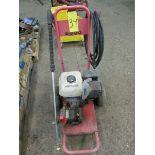 Honda gas powered power washer, 2,200 PSI