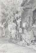 Baudit, Louis-AmédéeMérignac/Gironde, 1870 - Genf, 196046 x 32 cm, R.3 Bl.: Hausansichten, 1900;