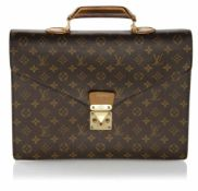 LOUIS VUITTON MONOGRAM CANVASAKTENTASCHE38 X 28,5 CM