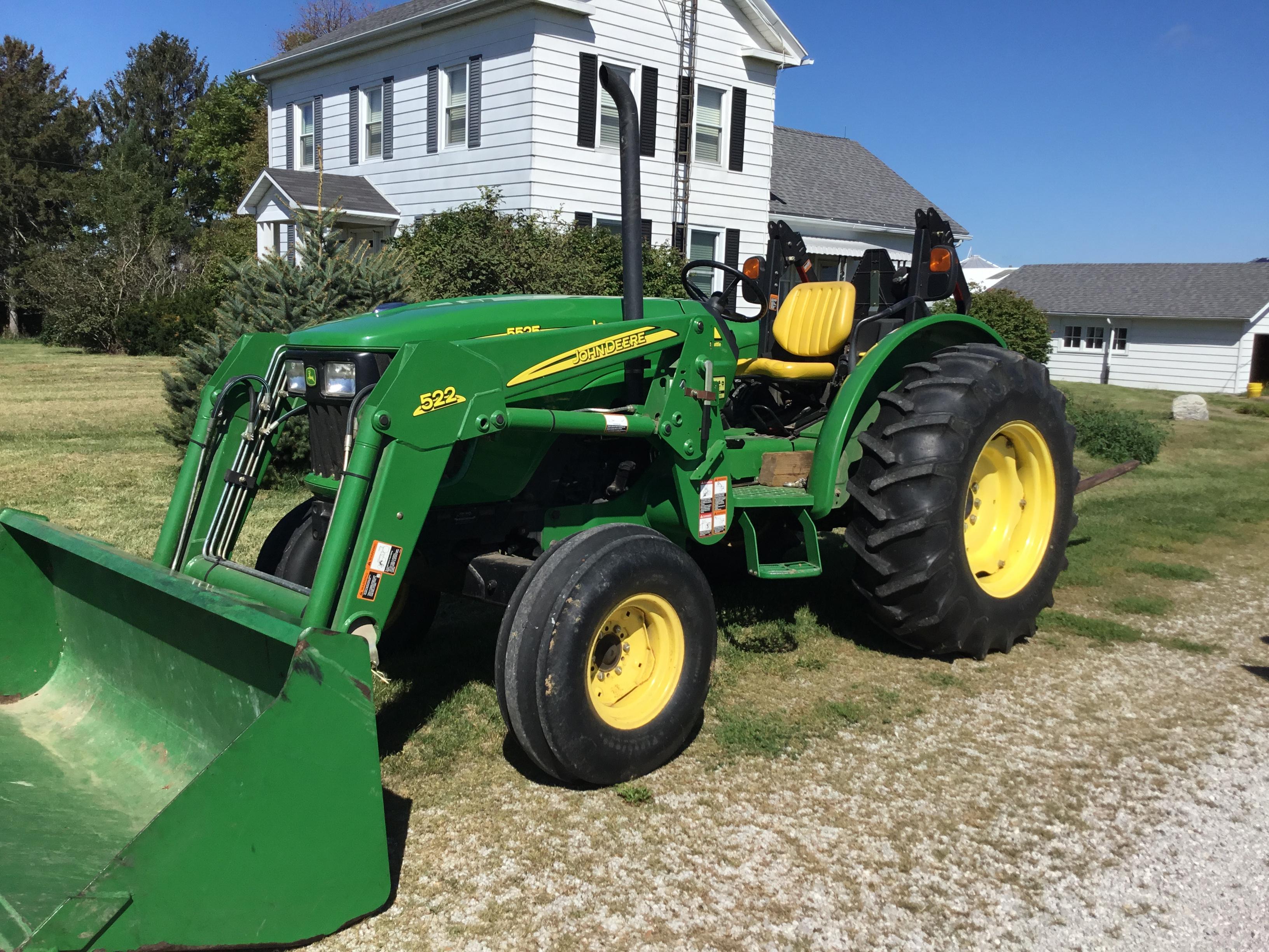 Ron Yeast Retirement Farm Equipment Auction