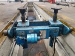 Lot 3 - 20 Tonne Pit Jack - Air Powered, in working order. See Photos