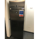 Lot 15 - Foster Professional Refrigerator On Caster Wheels