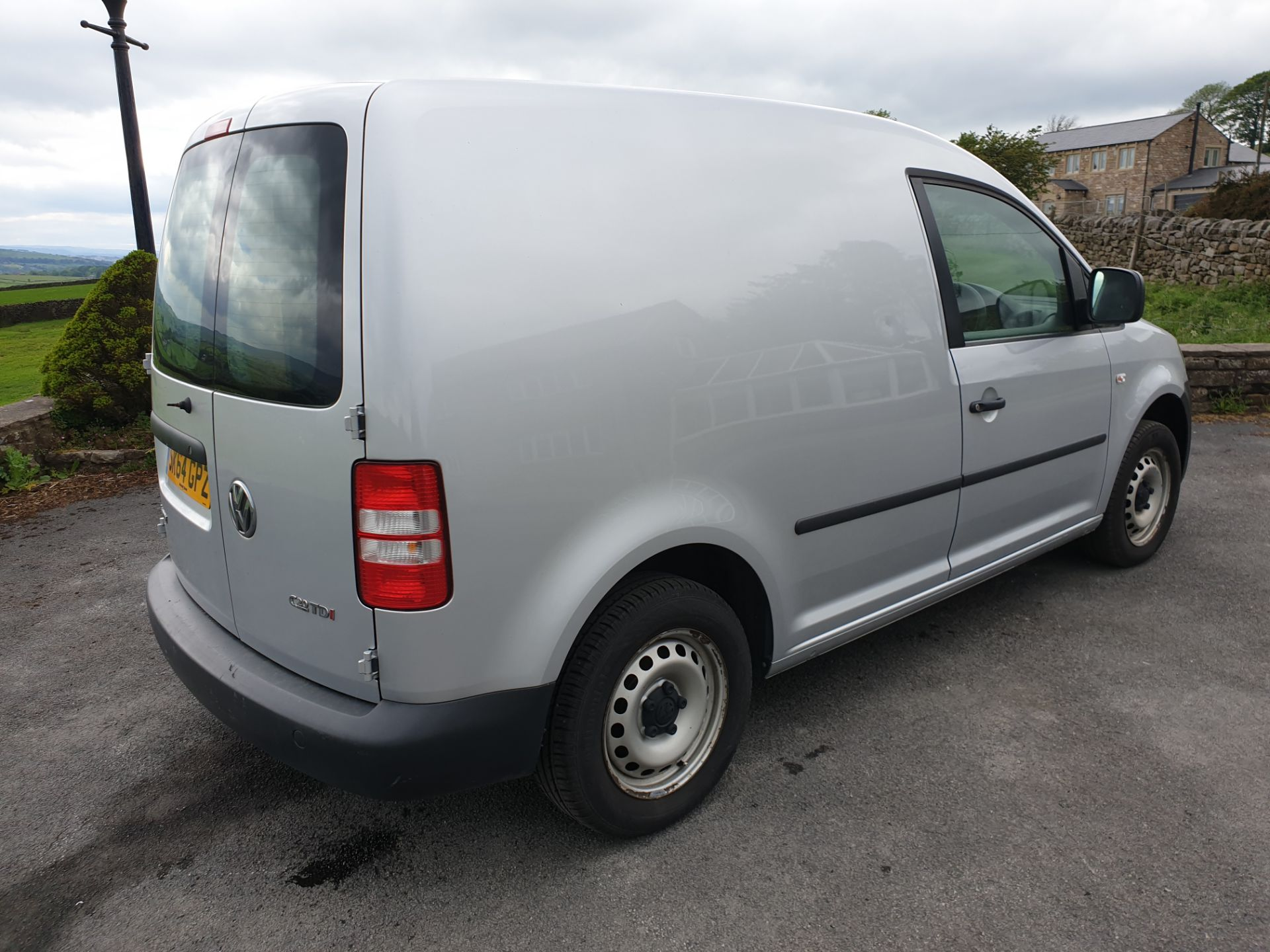 Lot 7 - 2014 / 64 VW Caddy