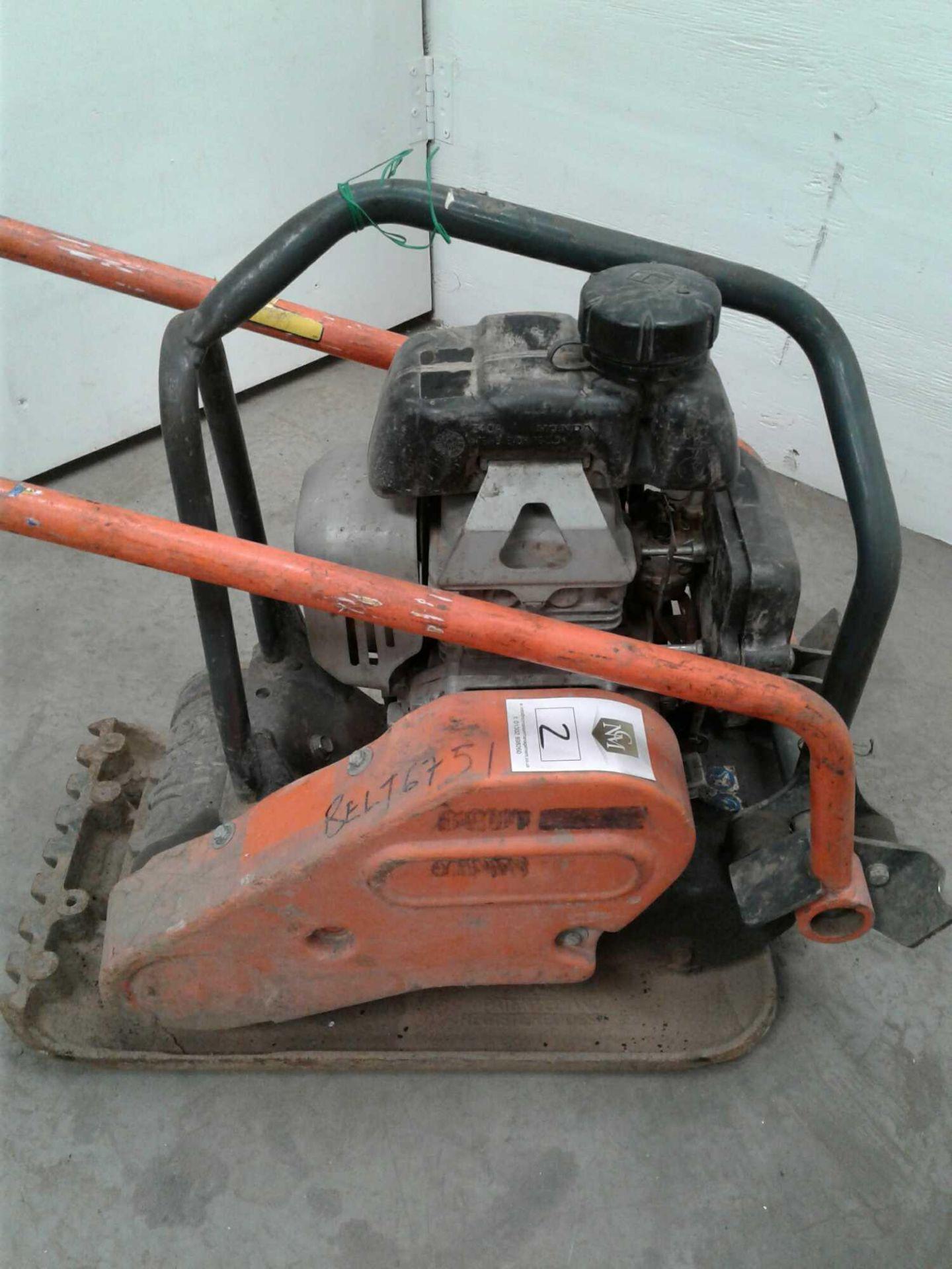 Lot 2 - 12-inch petrol wacker plate