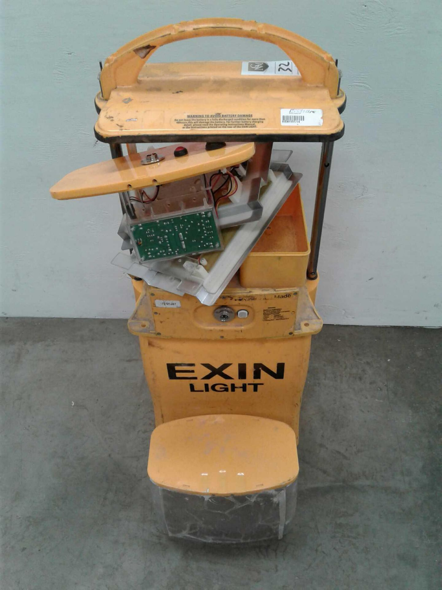 Lot 32 - Exin work light