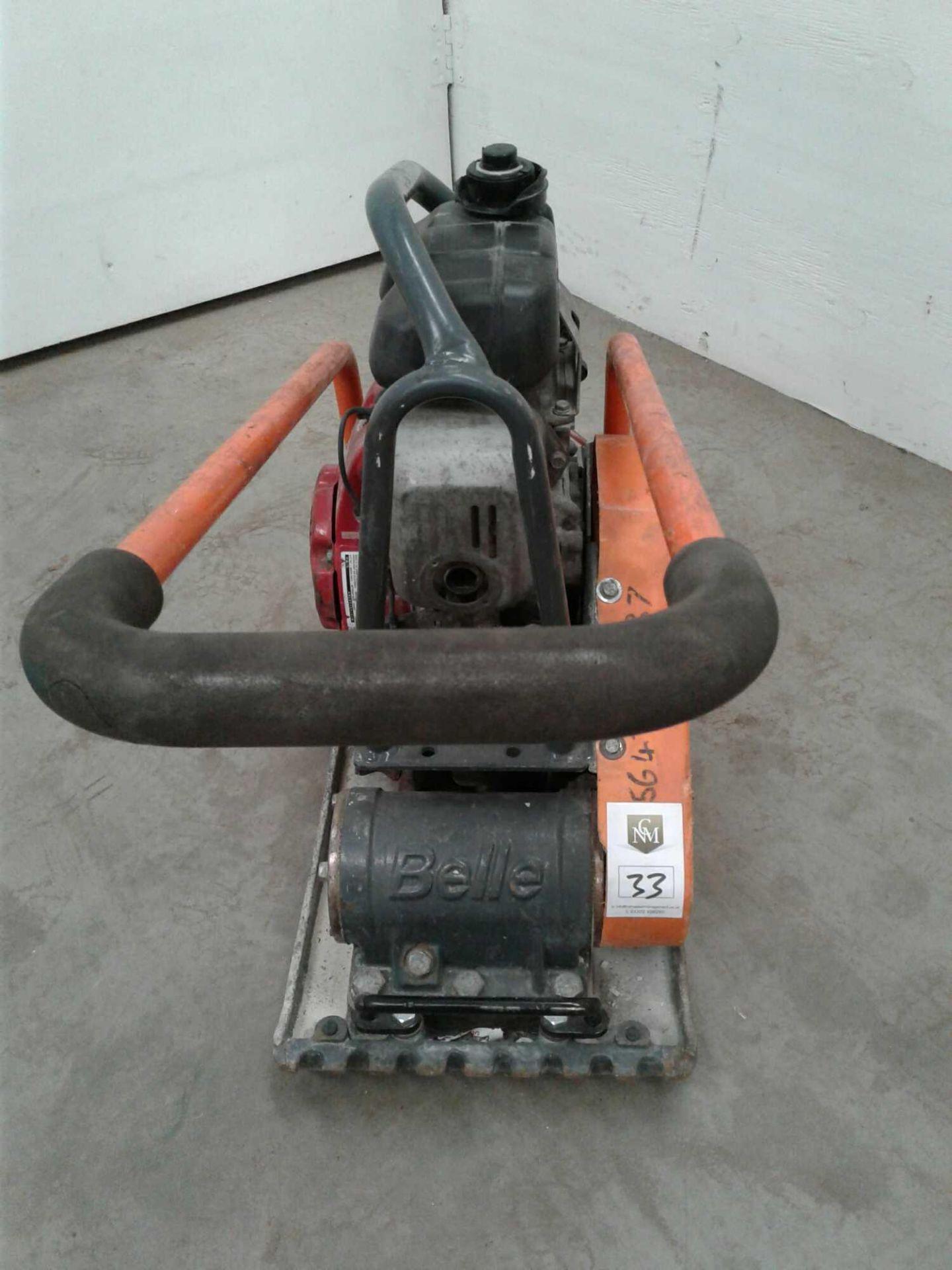Lot 33 - 12-inch petrol wacker plate