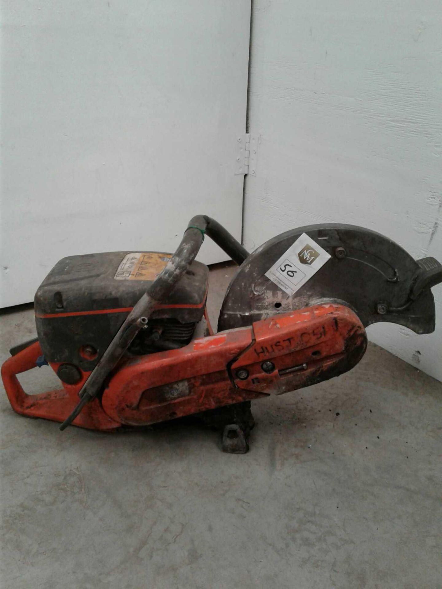 Lot 56 - Husqvarna k760 cut off saw