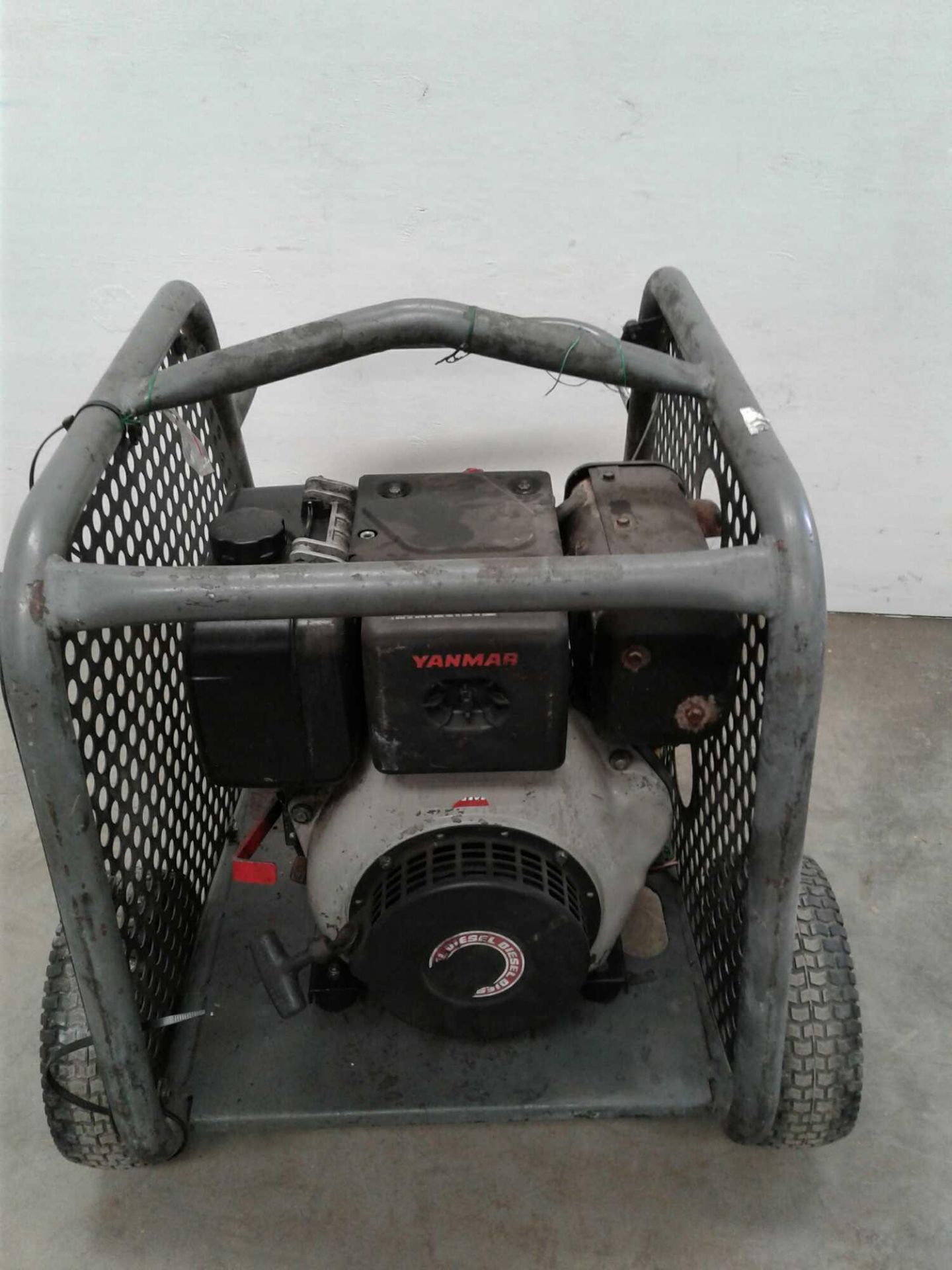 Lot 41 - Karcher professional power wash diesel