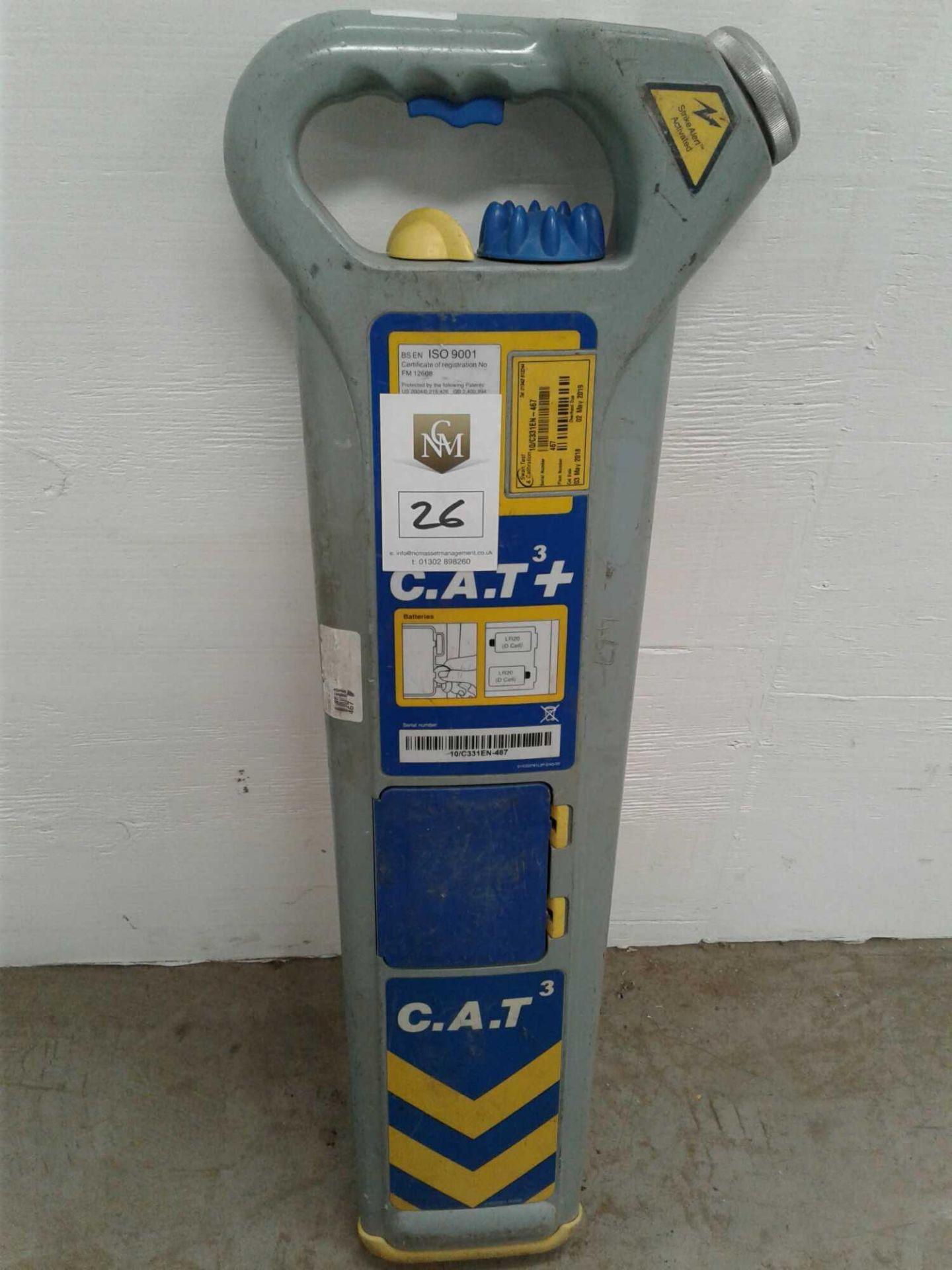 Lot 26 - Cable locator