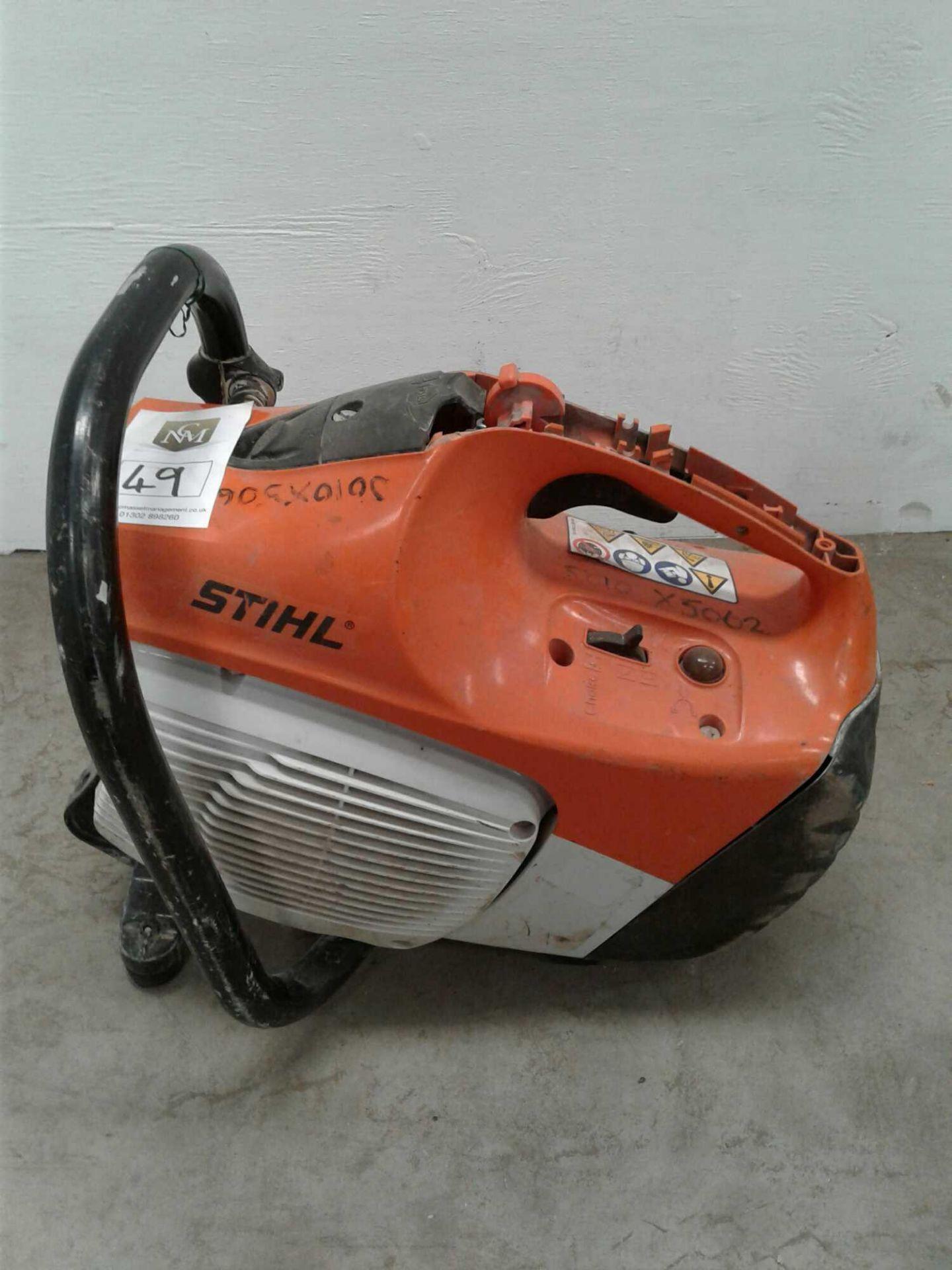 Lot 49 - Stihl TS 410 cut off saw