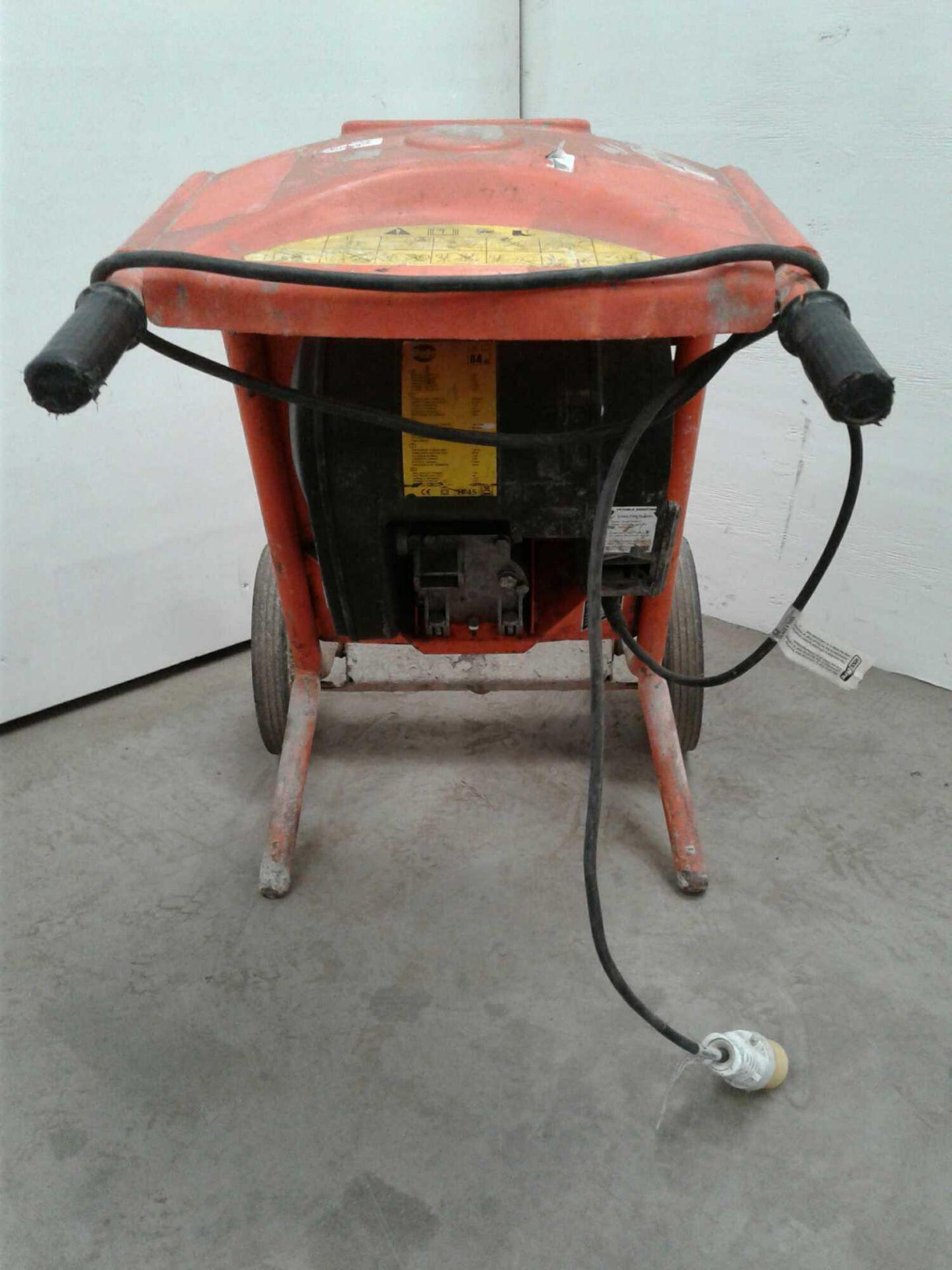 Lot 51 - Belle minimix 150 concrete mixer 110 V