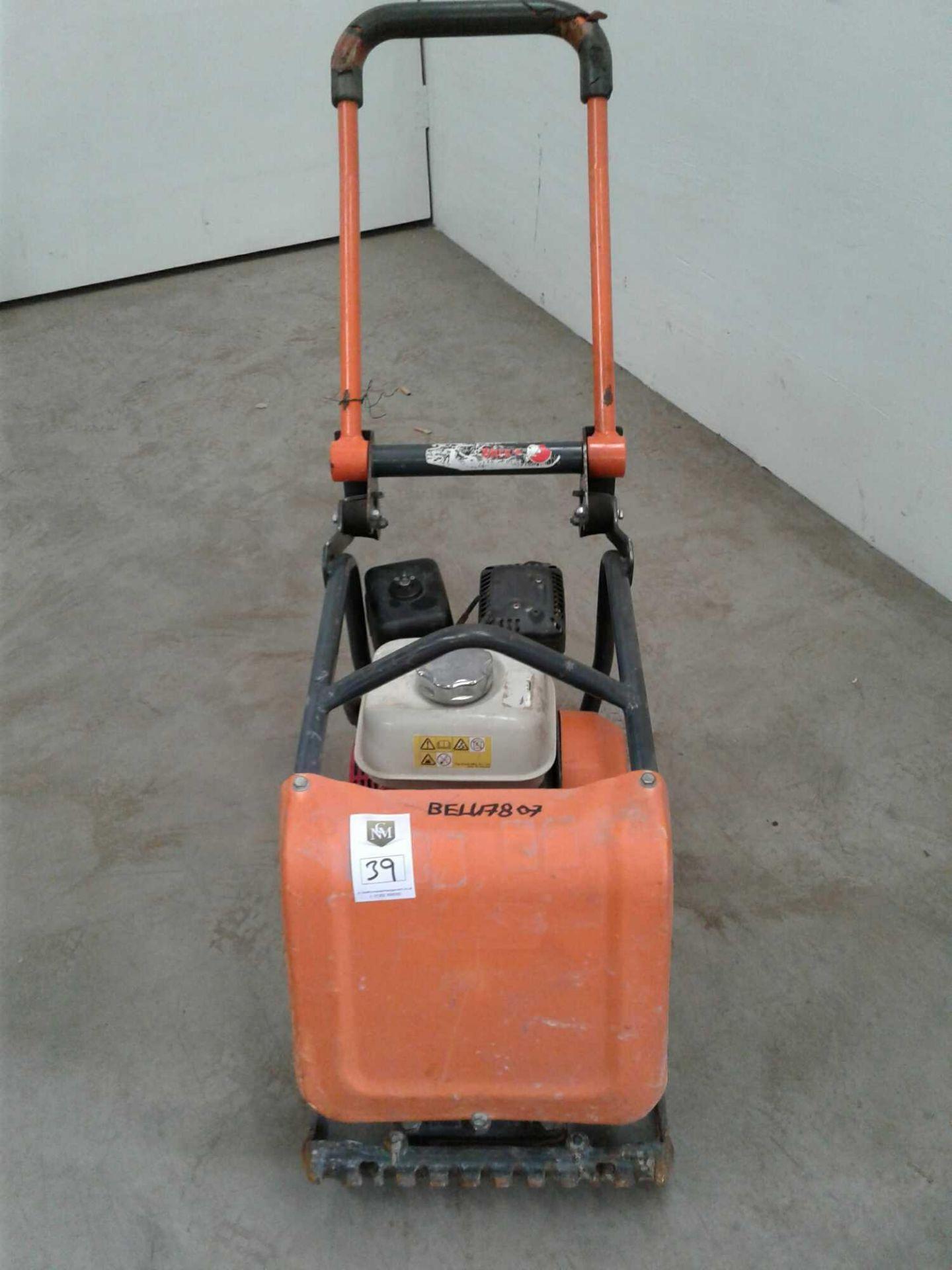 Lot 39 - Belle 14 inch petrol wacker plate