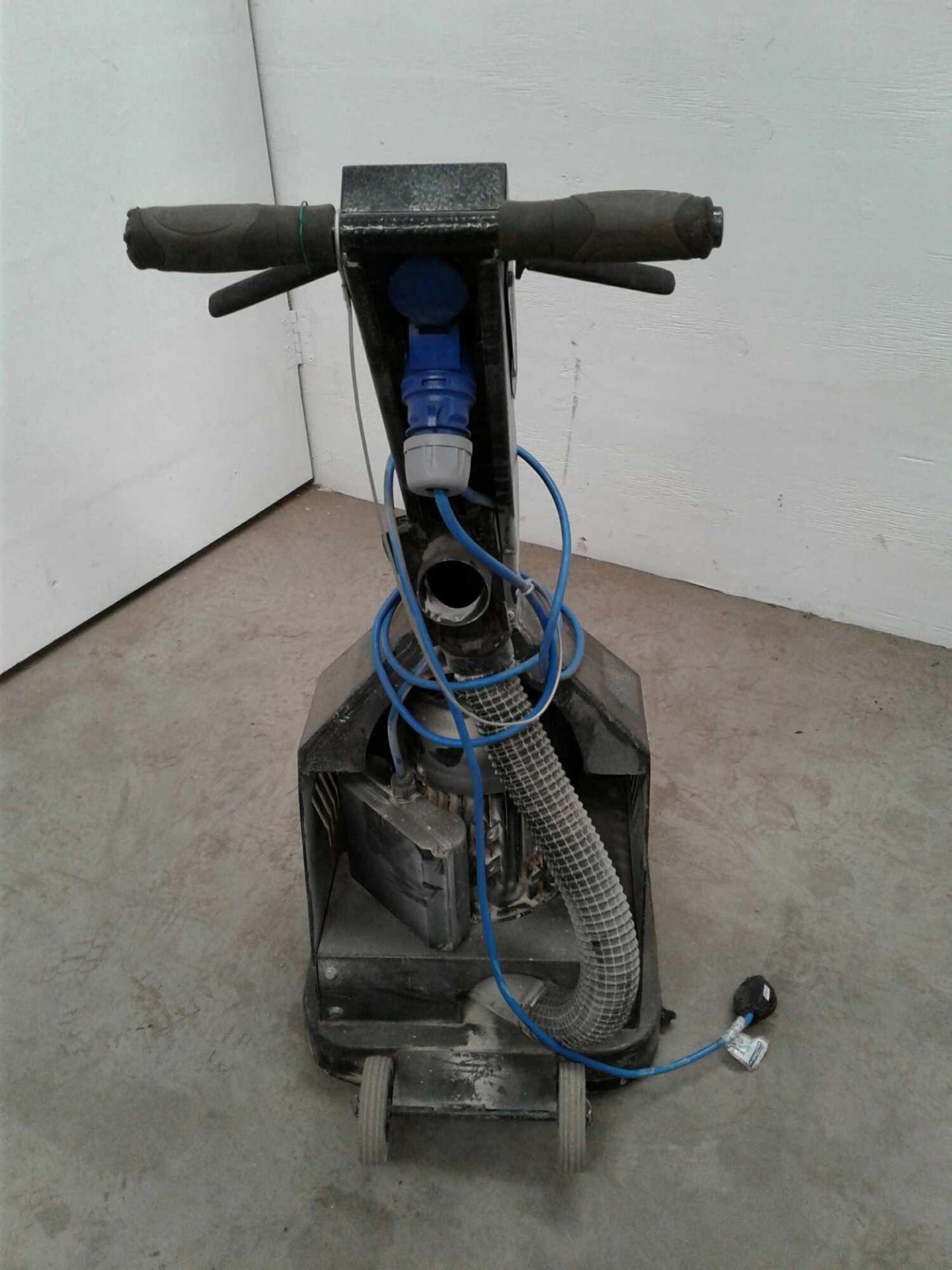 Lot 43 - Sand glider floor grinder sander 230v