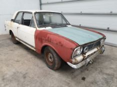Ford Cortina 1600 GT 2 dr
