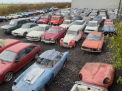 Massive (135 Lots!) Once in a lifetime Barn Find! / Classic Car Collection on Behalf of Retained Client