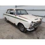 Ford Cortina 2 dr