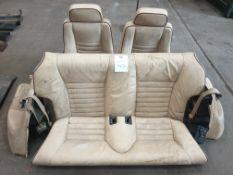 Jaguar XJS Seats and various interior parts