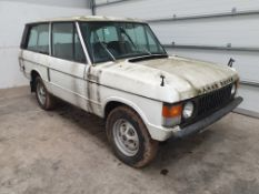 Range Rover 3dr